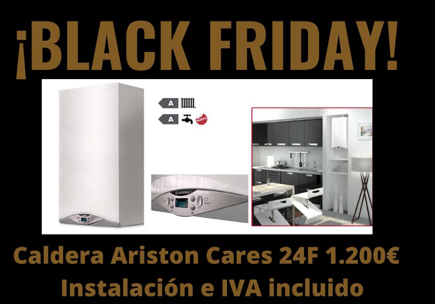 Black Friday Caldera Ariston