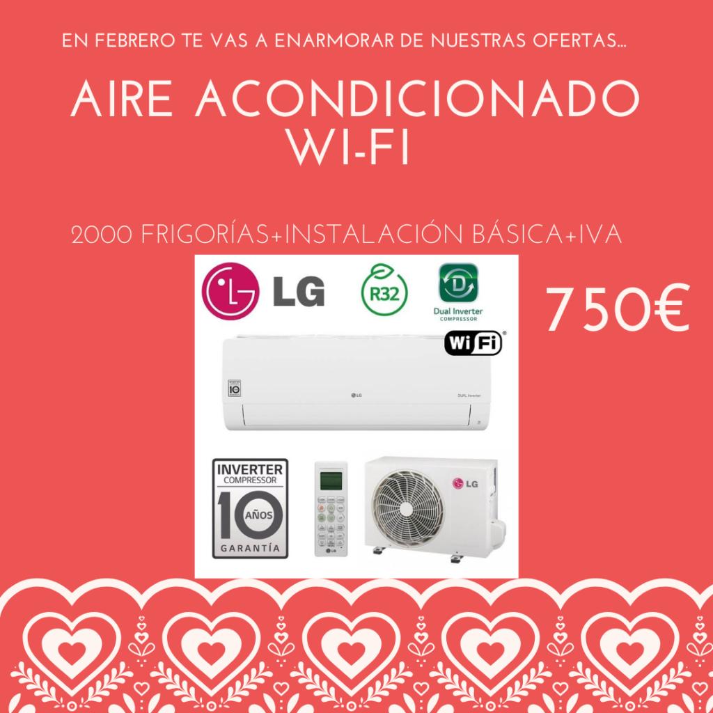 Aire_acondicionado_SITGES_wifi_LG