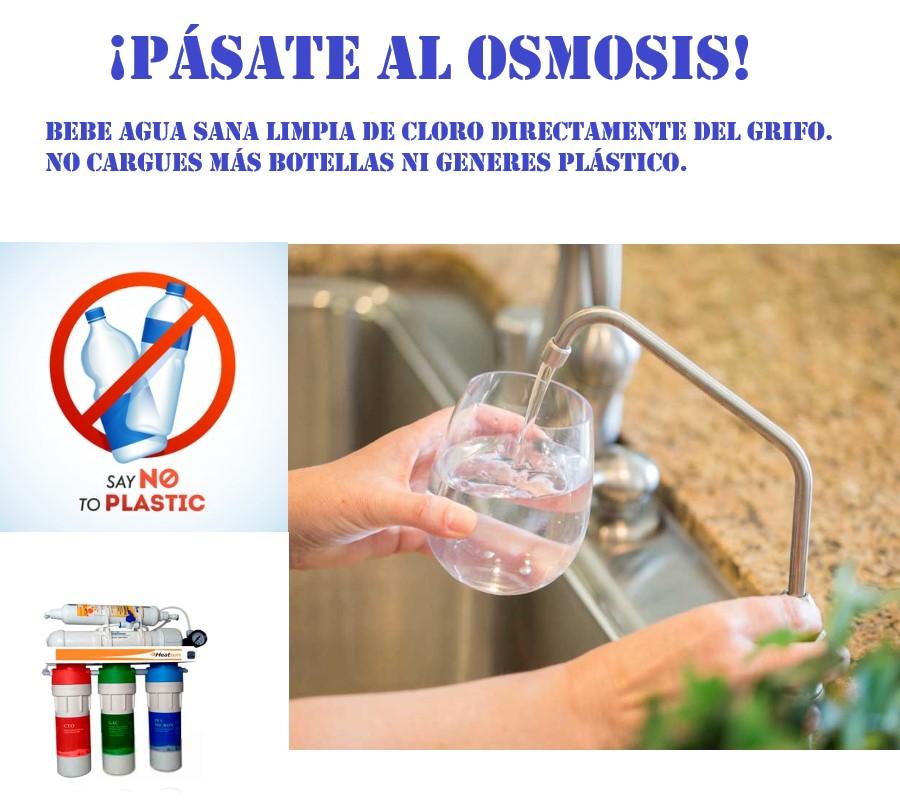Osmosis con instalación en Sitges, Sant Pere de Ribes y Vilanova.